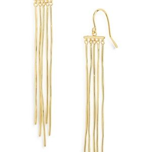 GORJANA Josey  Drop Earrings 18 K Gold plated